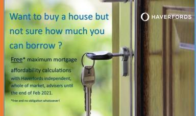Mortgage affordability calculations